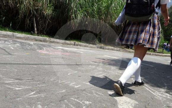 La red de explotación sexual infantil que dirigía un peruano en Medellín