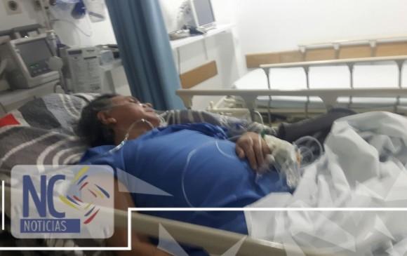 Jesús Santrich fue hospitalizado tras huelga de hambre