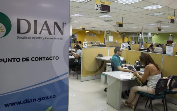 Más de 230 mil colombianos han presentado su declaración de renta: Dian
