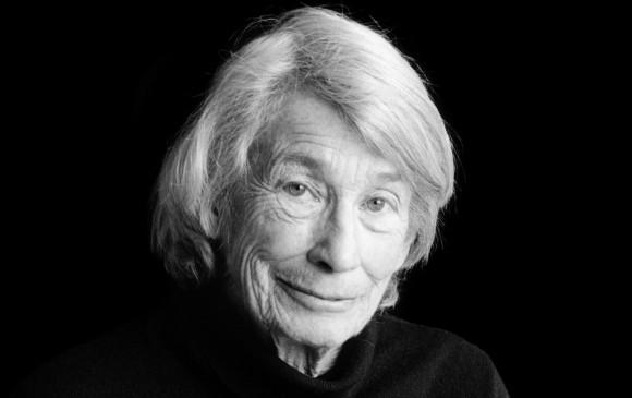La autora falleció a los 83 años tras padecer cáncer. Foto: Twitter.