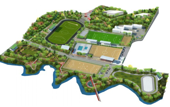 Marinilla invertir recursos de isag n en complejo - Complejo deportivo el mayorazgo ...