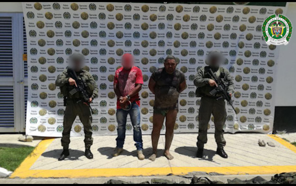 Capturan al principal cabecilla del 'Clan del Golfo' en Necoclí, Antioquia