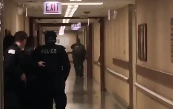 Videos: tiroteo en un hospital de Chicago con numerosas víctimas