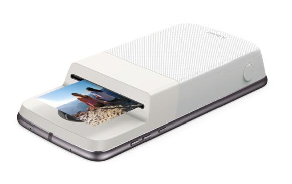 Este Celular Tambi 233 N Es Una Impresora De Fotos Polaroid