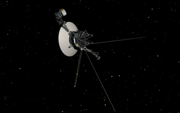 Voyager 2 ya entró al espacio interestelar