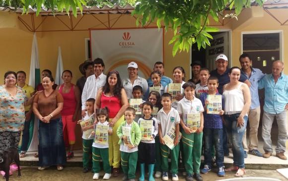 Mejoran escuelas rurales en san carlos y san luis for Comedores escolares en colombia