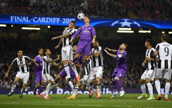 Cristiano Ronaldo había ensayado la chilena el día anterior