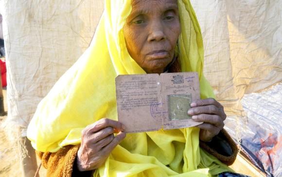 ONU alerta de 'elementos de genocidio' contra los rohingyas 