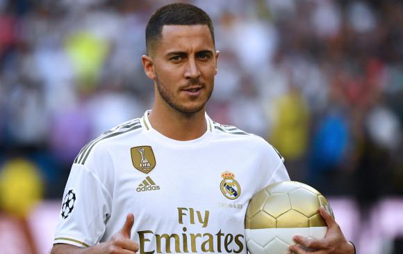 Mi primera temporada en el Real Madrid es mala — Eden Hazard