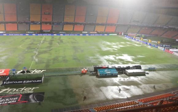 Medellín le ganó América en juego aplazado de la Liga