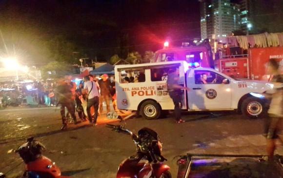 Mueren 14 personas en ataque yihadista en Filipinas