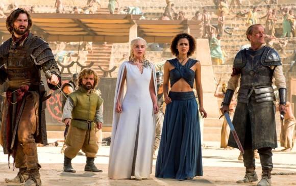 Nathalie Emmanuel, 'Missandei' en 'Game Of Thrones', estará en Comic Con Colombia