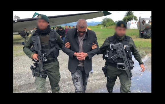 Colombia: Capturan a temible sicario