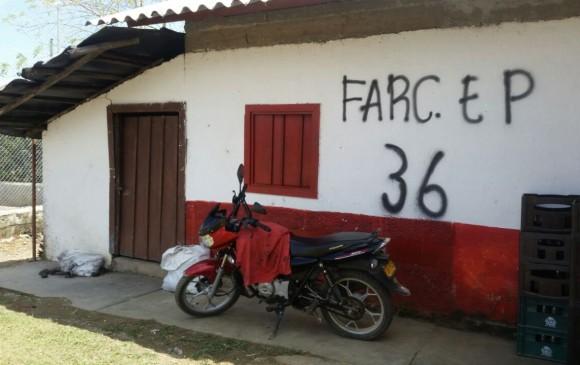 Las disidencias de las Farc han impuesto medidas de control social y de movilidad a los habitantes de varias veredas de Briceño e Ituango. La población civil denuncia las afectaciones. FOTO cortesía