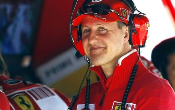 La manager del expiloto alemán Sabine Kehm, desmintió el traslado a Mallorca del heptacampeón de Fórmula Uno. FOTO EFE