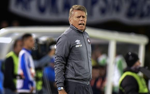 Autori es uno de los pocos técnicos activos con dos copas Libertadores en su palmarés. FOTO: TWITTER