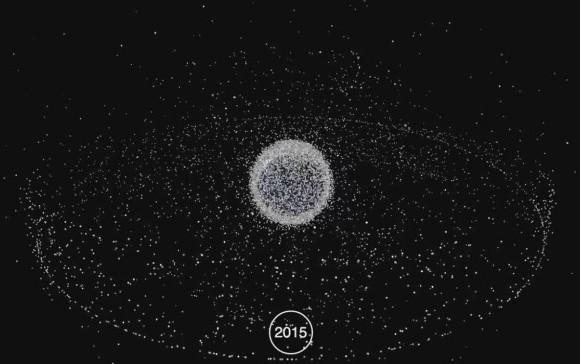 Los peligros que tiene la basura espacial para las nuevas misiones — COLOMBIA