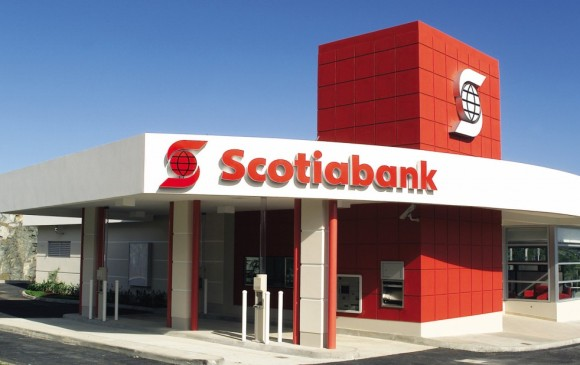 Las dos redes operarán independientemente bajo dos marcas separadas: Colpatria Multibanca y Scotiabank Colpatria. FOTO AFP