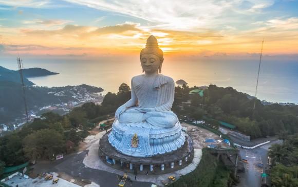 Phuket es la mayor provincia continental de Tailandia, situada en el mar de Andamán, al oeste de la península de Malasia. FOTO: Shutterstock