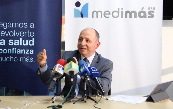 Medimás EPS muestra a la Defensoría del Pueblo cifras de gestión