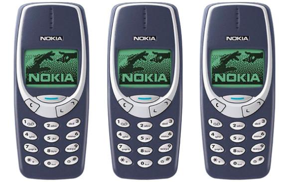 Así se veía el Nokia 3310, el nuevo tendrá algunas mejoras.