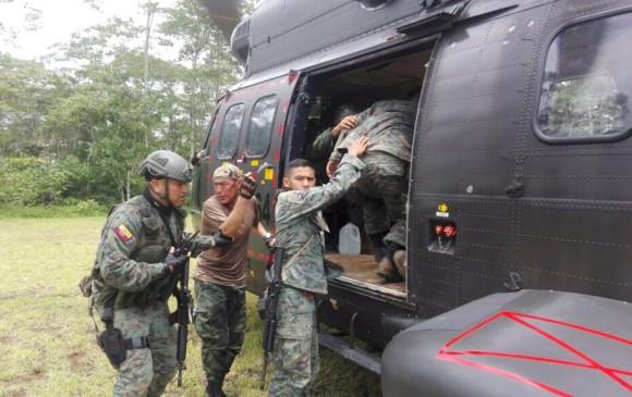 Luego de atentado en Ecuador, convocan a Comisión Binacional Fronteriza