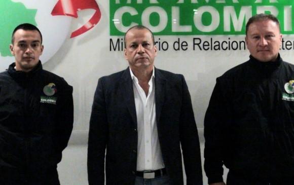 Martínez había sido capturado en Bogotá el año pasado. FOTO ARCHIVO MIGRACIÓN COLOMBIA