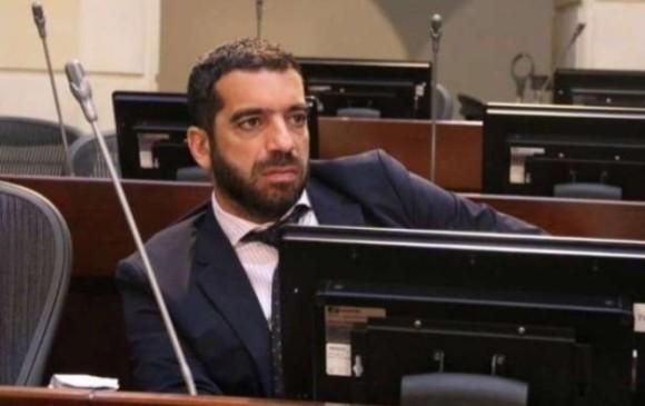 Nuevo presidente del Senado Arturo Char. FOTO: COLPRENSA