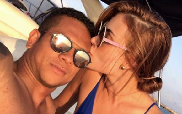 Sara Uribe confirma que volvió con Fredy Guarín