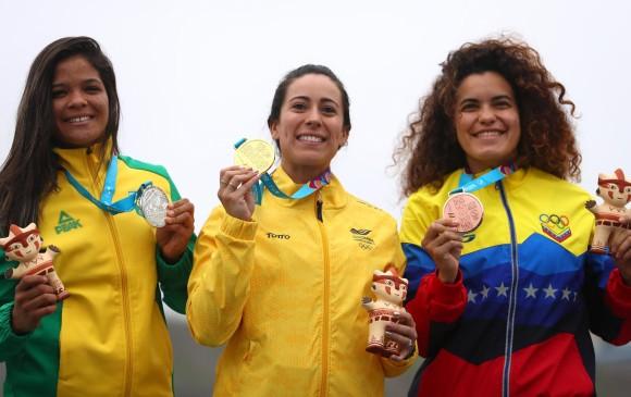 Colombia logró la mejor performance de su historia en JJPP