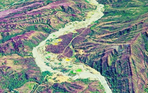 <b>Foto actual del Río Sambingo</b>