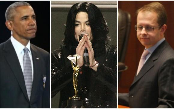 El 2009 fue un año transcendental para personajes como Barack Obama, Michael Jackson y Andrés Felipe Arias. FOTO ARCHIVO EL COLOMBIANO