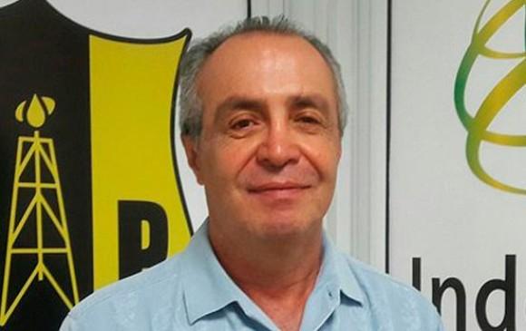 Carlos Orlando Ferreira, presidente de Alianza Petrolera. FOTO TOMADA DE TWITTER