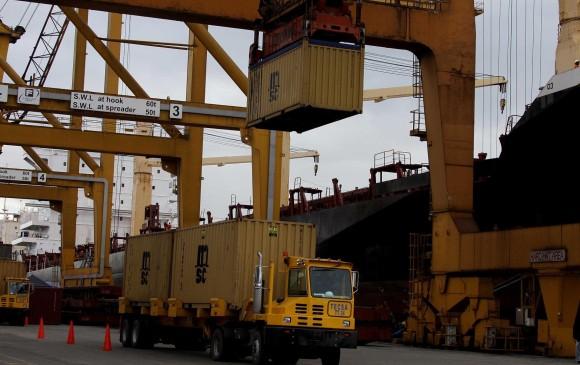 Importaciones en Colombia crecieron 3,9% a noviembre de 2017