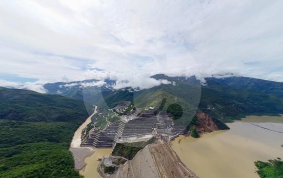 Área de influencia de Hidroituango, en el Norte de Antioquia. Foto: Juan David Úsuga Muñoz