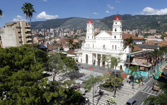 Envigado es el municipio con mejores indicadores de calidad de vida de Colombia, según Planeación Nacional. FOTO: JAIME PÉREZ