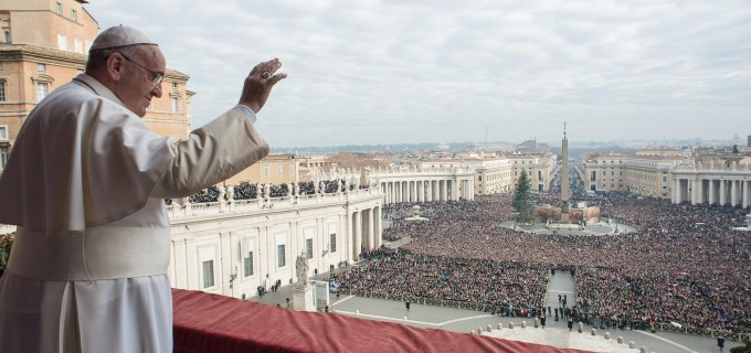 Papa Francisco: FOTO: AFP