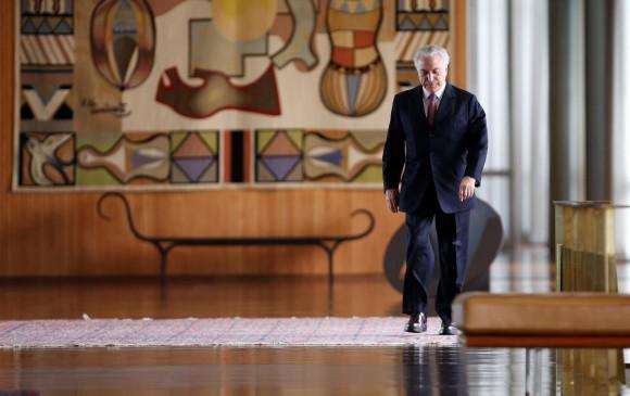 Internacionales: Juez de Brasil ordena liberar al expresidente Michel Temer