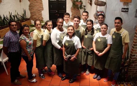 Jénnifer Rodríguez transformó una idea pequeña de negocio en un gran restaurante que le rinde homenaje a nuestras raíces colombianas. FOTO COLPRENSA.
