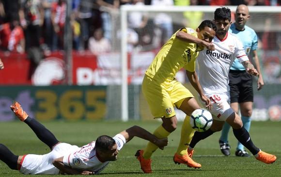 Un total de 253 goles completó ayer Carlos Bacca en su carrera deportiva, 128 de ellos en el fútbol de Europa. FOTO AFP
