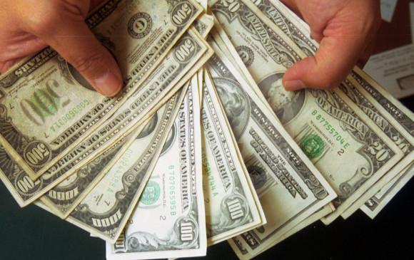 Según la Encuesta Mensual de Expectativas Económicas del Banco de la República, al cierre de mayo la TRM del dólar será de $2.847,46. Foto: Archivo.