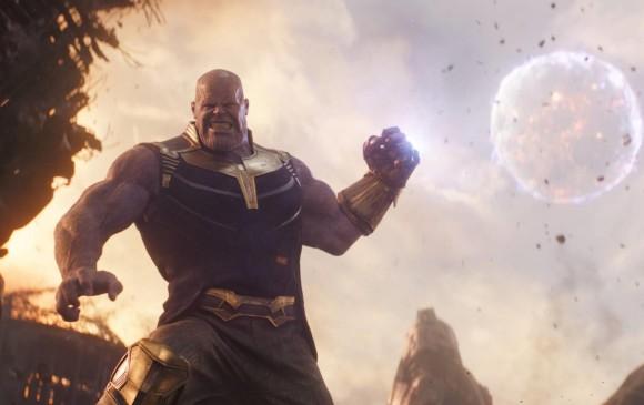 Avengers: Infinity War supera los US$ 2000 millones de recaudación
