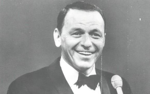 Se cumplen 20 años sin la voz — Frank Sinatra