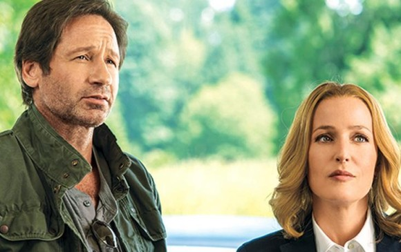 Mulder y Scully regresan a la pantalla chica. Foto: Cortesía Fox.