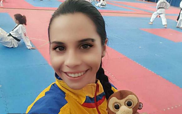 Falleció la medallista mundial de Taekwondo Andrea Álvarez Arroyave
