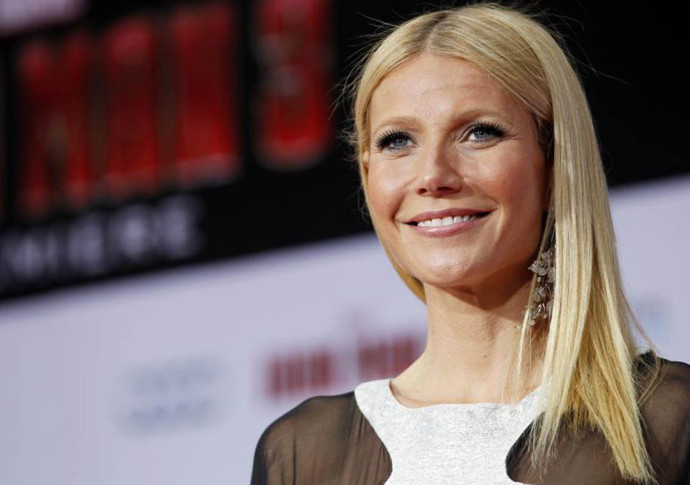 Gwyneth Paltrow (2013). FOTO Reuters