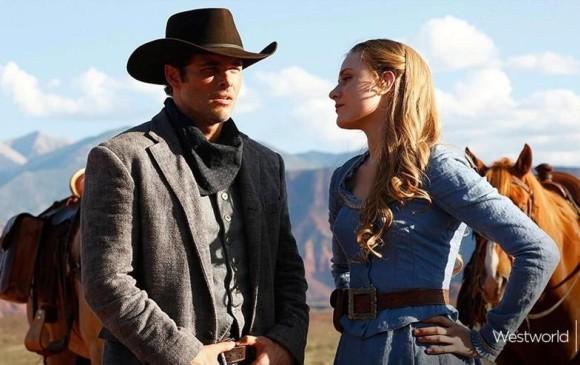 La primera temporada de Westworld fue nominada a tres Globos de Oro. FOTO: HBO