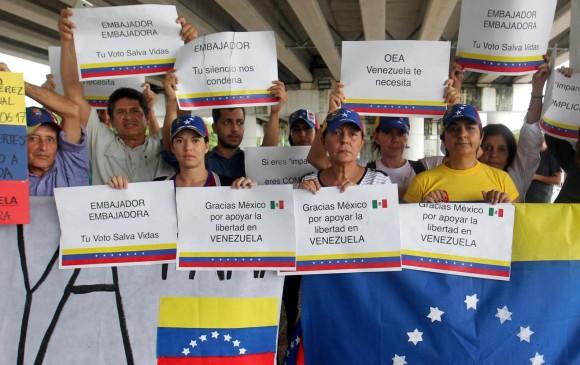 """Venezuela: Asamblea General de la OEA busca concluir acuerdo sobre crisis política"""""""