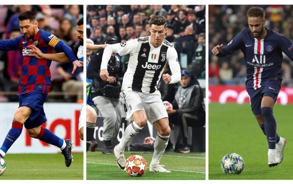 Messi superó a Cristiano y a Neymar en ingresos económicos