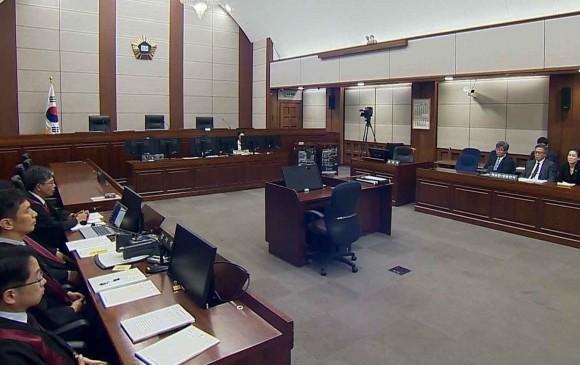 Justicia surcoreana impone 15 años de cárcel para expresidente acusado de corrupción